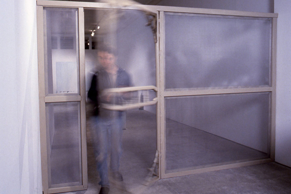 """SO WE MUST KEEP APART, YOU THERE, I HERE, WITH JUST THE DOOR AJAR, THAT OCEANS ARE, AND PRAYER, AND THAT PALE SUSTENANCE, DESPAIR!""—Last Stanza, Emily Dickinson Poem<br/>